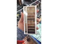 Flower Shimmer & Shade Eyeshadow Palette, ES 3 GOLDEN NATURAL - Image 3