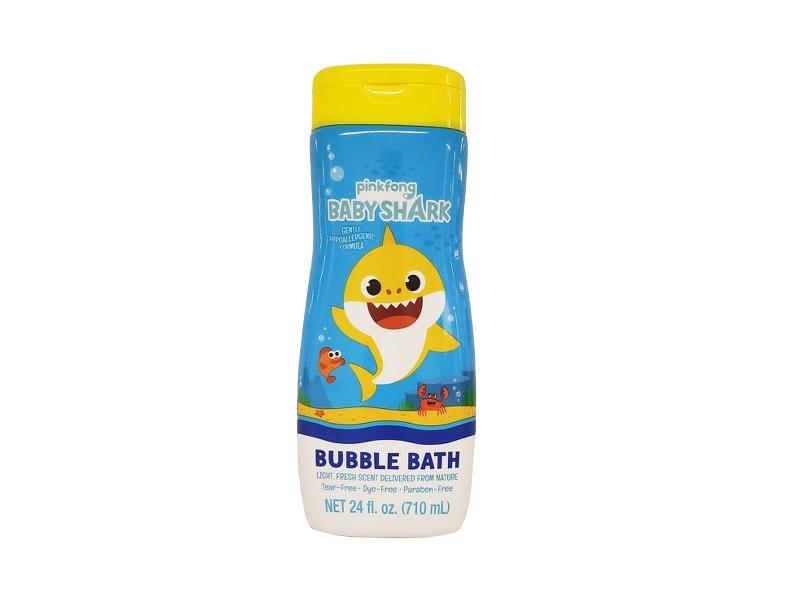Pink Fong Bubble Bath, Baby Shark, 24 fl oz