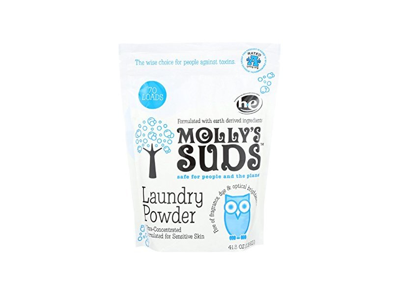 Molly's Suds Laundry Powder, 70 loads