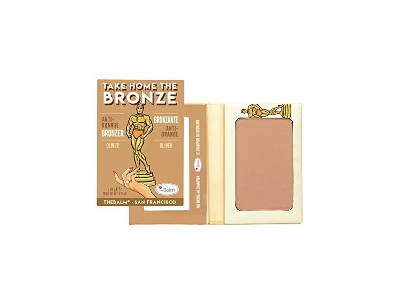 theBalm Take Home The Bronze, Oliver, .25 oz