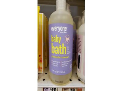 Everyone Baby Wash, Chamomile + Lavender, 12.75 oz - Image 3