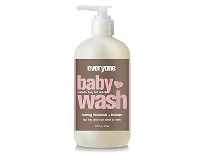 Everyone Baby Wash, Chamomile + Lavender, 12.75 oz