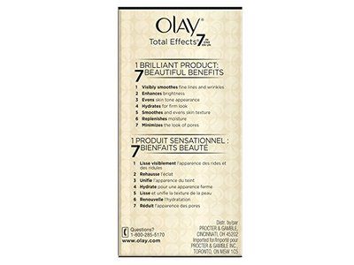 Olay CC Cream Total Effects Daily Moisturizer plus Touch of Foundation, 1.7 fl. Oz., Packaging May Vary - Image 22