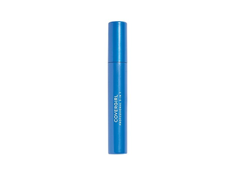 COVERGIRL Professional All-in-One Curved Brush Mascara,