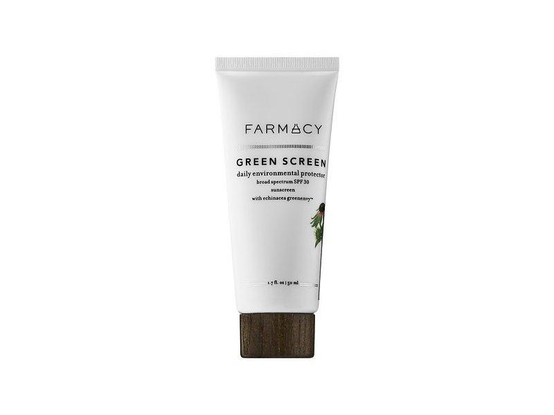 Farmacy Green Screen Daily Environmental Protector Broad Spectrum SPF 30 Sunscreen