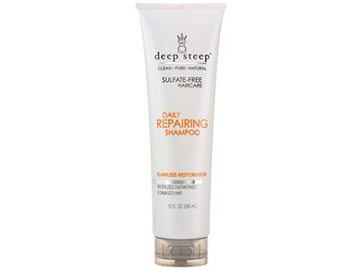 Deep Steep Shampoo Daily Repairing, 10 Ounce