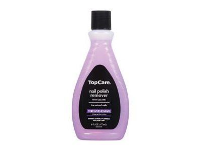 TopCare Nail Polish Remover, Strengthening