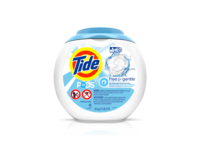 Tide Pods Free & Gentle, 51 count - Image 2