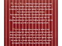 The Art of Shaving Shaving Cream, Sandalwood, 5 fl. oz. - Image 8