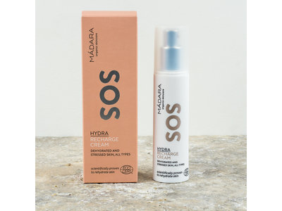Madara Cosmetics SOS Hydra Recharge Cream, 50 mL