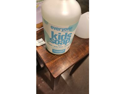 Everyone Kids 3 In 1 Soap, Unscented, 32 fl oz - Image 3