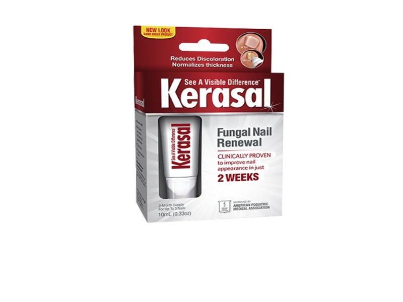 Kerasal Nail Fungal Nail Renewal Treatment, 10ml Ingredients and Reviews