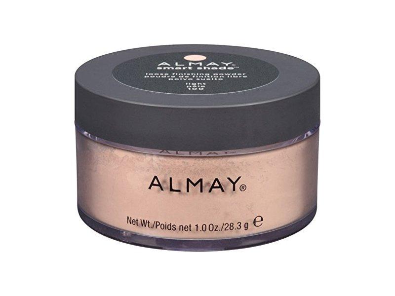 Almay Smart Shade Loose Finishing Powder, Light [100] 1 oz