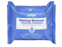 Meijer Makeup Remover Cleansing Towelettes, 25 ct - Image 2