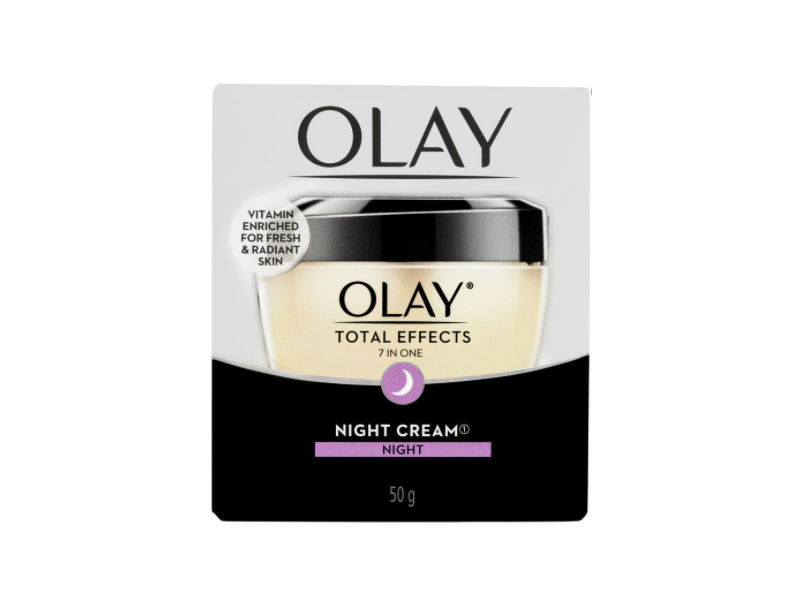 Olay Total Effects 7 In One Night Cream, Night, 50 g