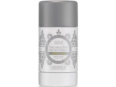 LaVanila - Sport Luxe Healthy Deodorant - 2.2 Oz / Vanilla Breeze - Image 1