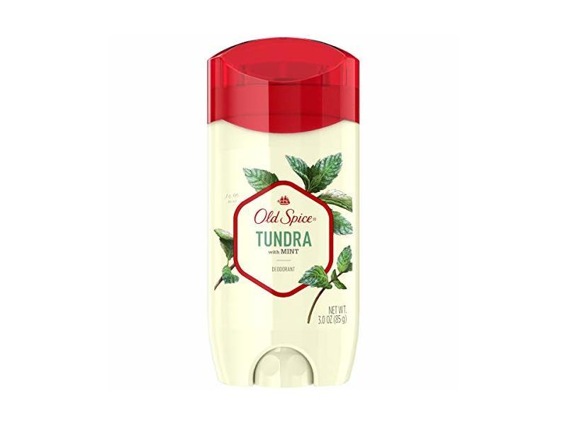 Old Spice Tundra with Mint Deodorant, 3 oz
