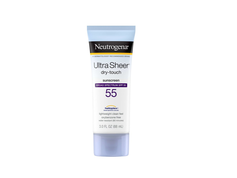 Neutrogena Ultra Sheer Dry-Touch SPF 55
