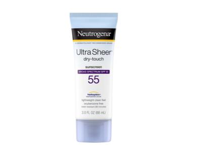 Neutrogena Ultra Sheer Dry-Touch SPF 55