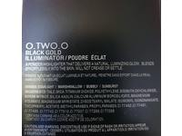 O.TWO.O Black Gold Illuminator - Image 3