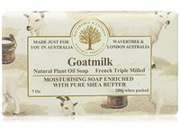 Wavertree & London Goatmilk Moisturising Soap, 7 oz / 200 g - Image 2
