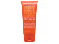 Formula 10.0.6 Get Your Glow On Skin-Brightening Peel Mask, Papaya + Citrus, 3.4 fl oz - Image 2