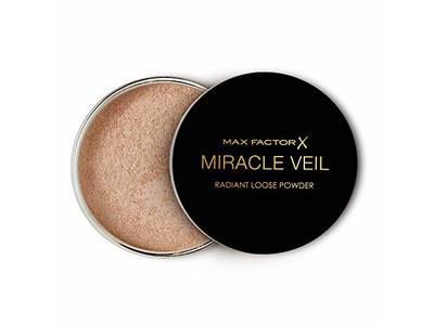 Max Factor Radiant Loose Face Powder, Translucent, 4 g