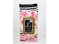 B.C Beauty Concepts Get Naked Coconut with Aloe Deep Cleansing Facial Wipes, 60 Wipes - Image 2