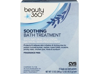 Beauty 360 Soothing Bath Treatment Packets