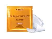 L'Oreal Paris Sublime Bronze Self-tanning Towelettes, Medium Natural Tan - Image 2