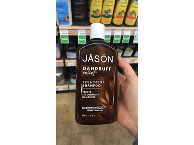Jason Shampoo Dandruff Relief, 12 fl oz - Image 3