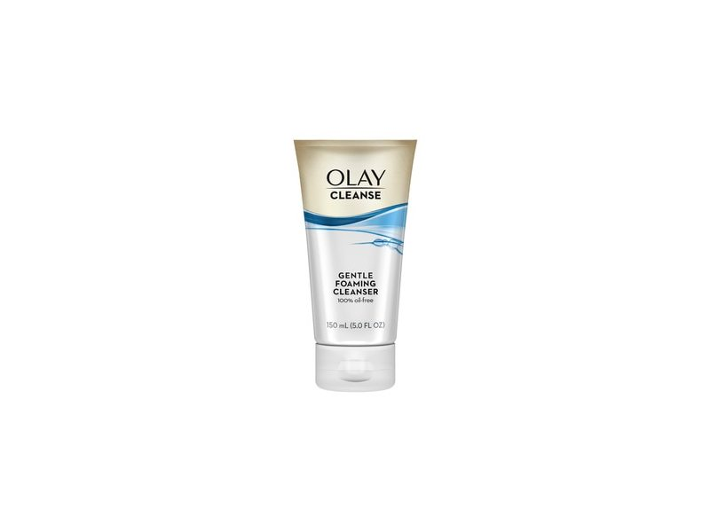 Olay Cleanse Gentle Foaming Face Cleanser