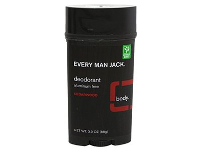Every Man Jack Deodorant, Cedarwood, 3 oz