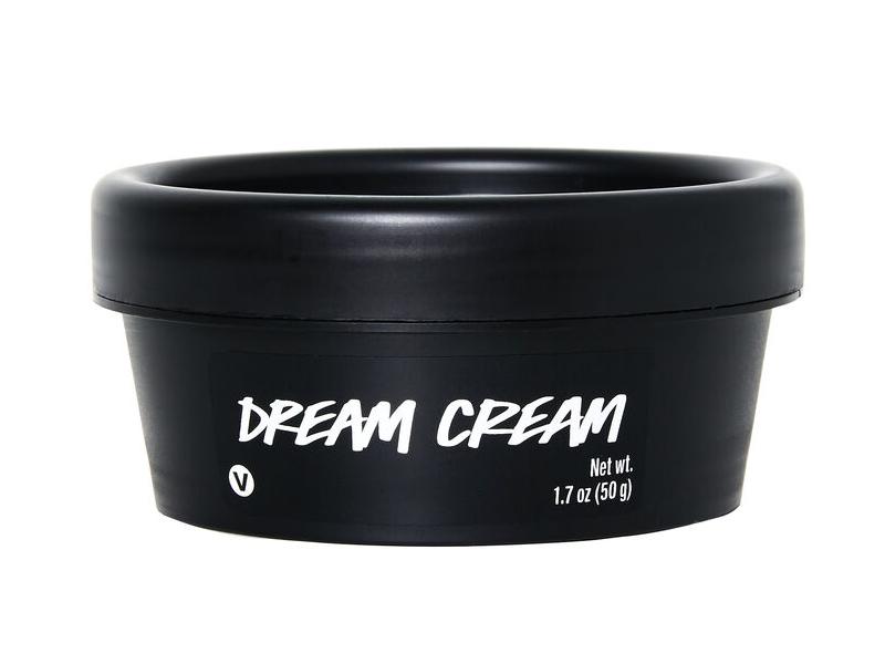 Lush Dream Cream Body Lotion, 1.7 oz / 50 g