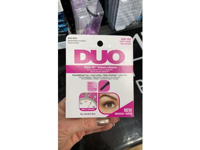 Duo Adhesives Quick-Set Striplash Adhesive Dark Tone - Image 3