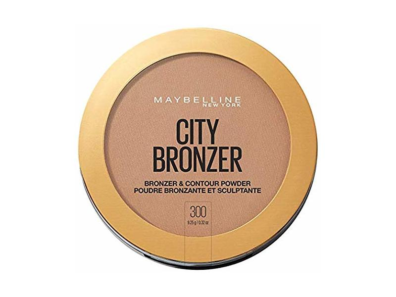 Maybelline New York City Bronzer & Contour Powder, 300, 0.32 oz