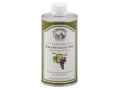 La Tourangelle Oil Grapeseed, 16.9-Ounce