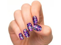 Incoco Nail Polish Strips, Nail Art, Confetti - Image 2