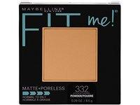 Maybelline New York Fit Me Matte + Poreless Pressed Face Powder Makeup, Golden Caramel, 0.28 Ounce - Image 2