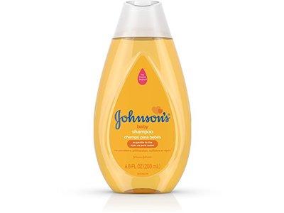 Johnson's Tear Free Gentle Baby Shampoo, 6.8 fl. oz