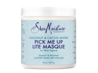 SheaMoisture Pick Me Up Lite Masque, Coconut & Cactus Water, 8 oz - Image 2