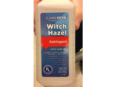 CareOne Witch Hazel Astringent, Witch Hazel 86%, 16 fl oz - Image 1