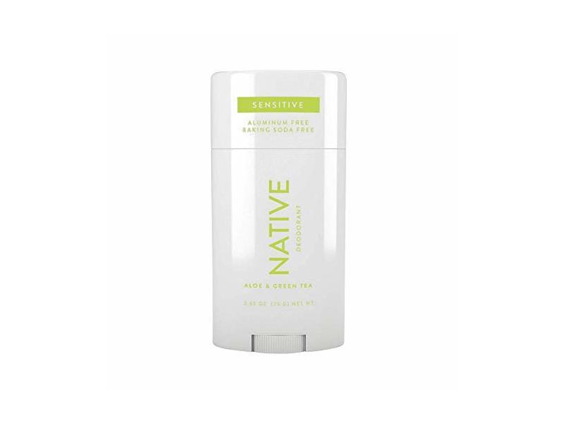 Natural Sensitive Native Aloe & Green Tea Aluminum-Free Deodorant, 2.65 oz