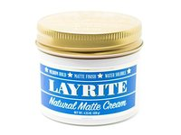 Layrite Natural Matte Cream Pomade, 4.25 oz. - Image 2