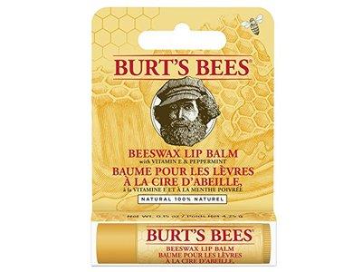 Burts Bees Beeswax Lip Balm Tube, .15 oz