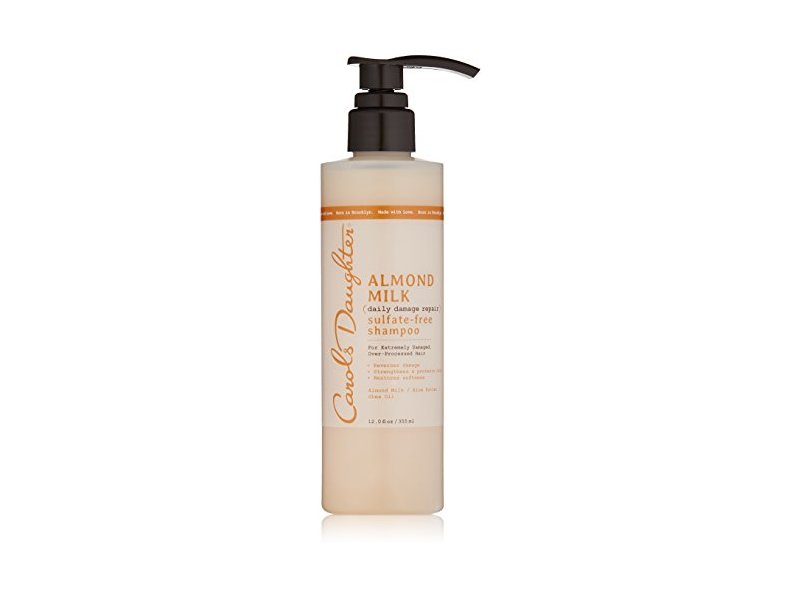Carols Daughter Almond Milk Sulfate-Free Shampoo, 12 Fluid Ounce