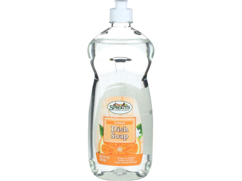 Sprouts Citrus Dish Soap, 25 fl oz