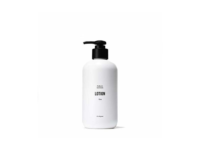 Public Goods Body Lotion, 12 fl oz