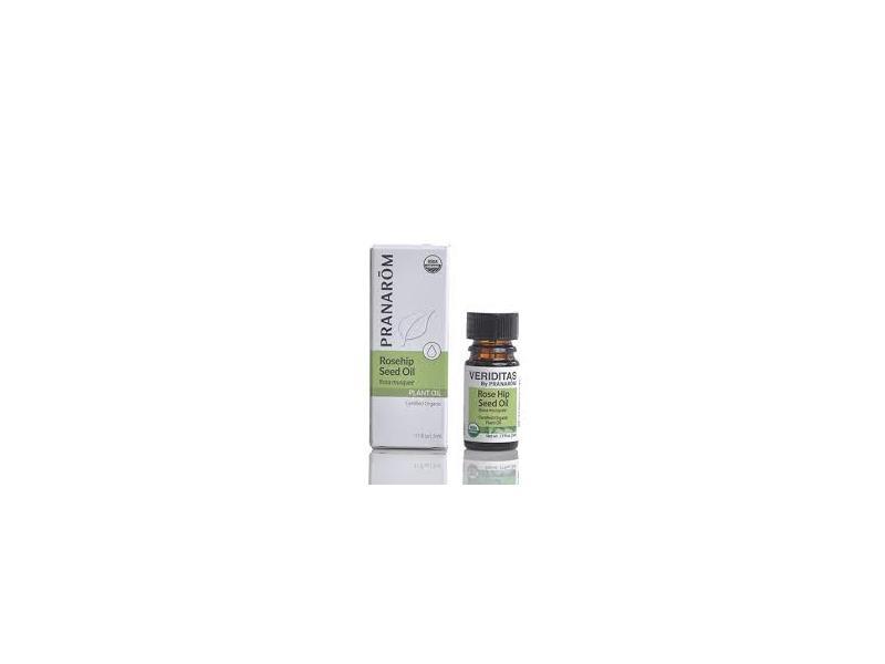Pranarom Rosehip Seed Oil Plant Oil, .17 oz