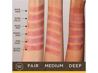 Burt's Bees 100% Natural Glossy Lipstick, Rose Falls - 1 Tube - Image 10